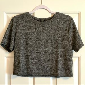 Thick & stretchy crop top EUC